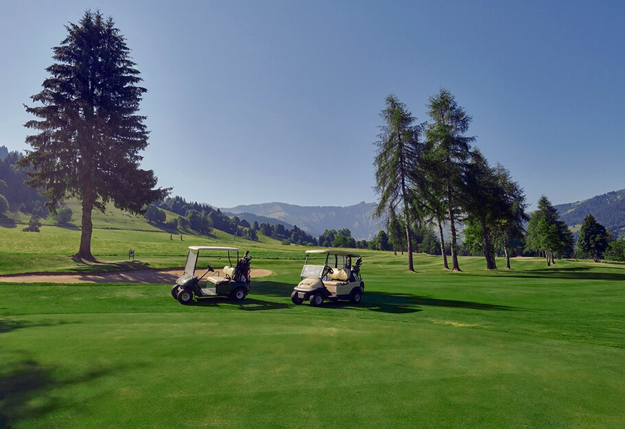 EDRH-Golf-Terrain-Domaine-Paysage-Voiture