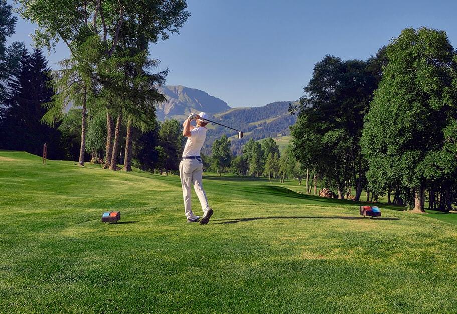EDRH-Golf-Terrain-Golfeur-Lancer