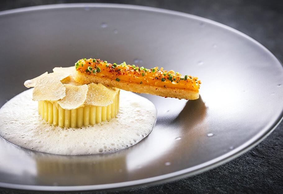 EDRH-Restaurant-1920-Plat-Truffe