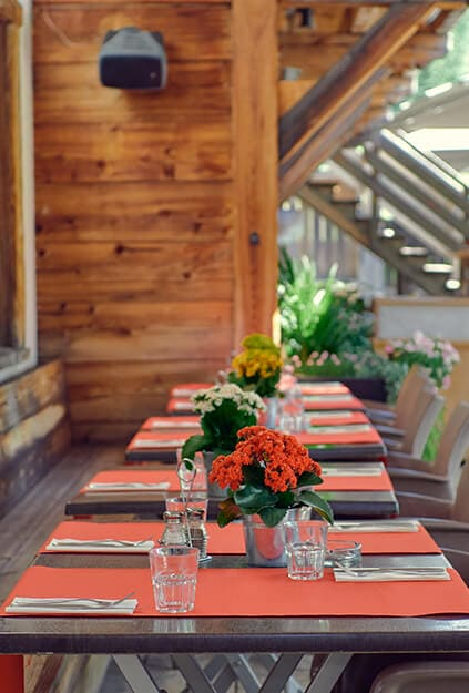 EDRH-Restaurant-Club-mont-Arbois-Table-Terrasse