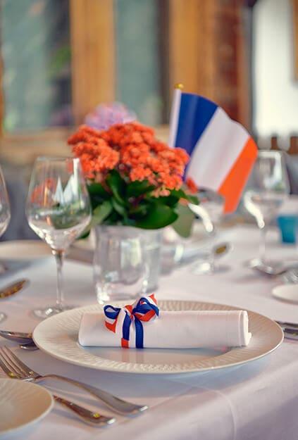 EDRH-Restaurant-Club-mont-Arbois-repas-reception